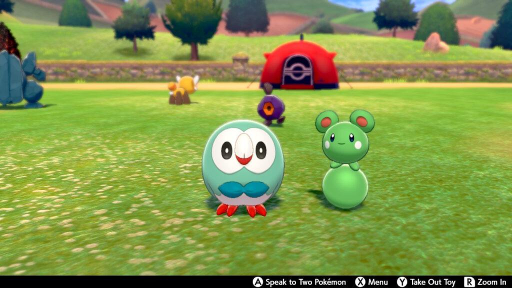 Shiny Rowelt Shiny Roggenrola Shiny Azurill Shiny Coalossal Pokémon Sword Pokémon Shield